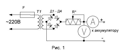 электрическая схема радиостанция рсиу-3-м