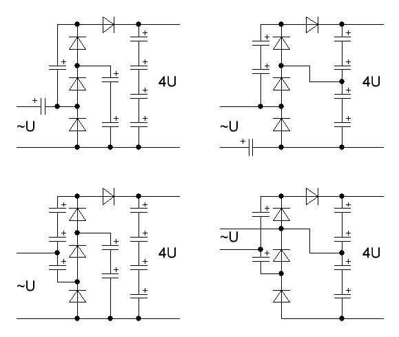12 вольт 5 ампер схема для