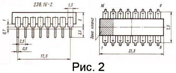 микросхема К174ХА10